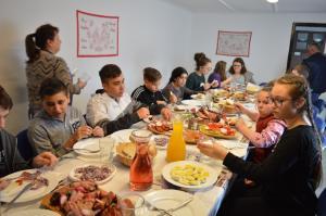 Főzőklub Mucsfán 2019/03/14