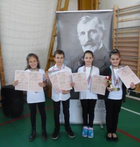 Kisiskolák regionális tanulmányi versenye_Hidas 2019/05/08