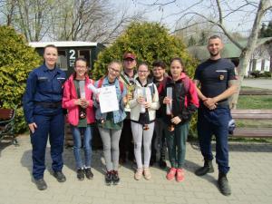 Megyei katasztrófavédelmi verseny 2019/04/03