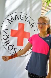 Vöröskeresztes Ifjúsági Tábor 2017/07/17-19